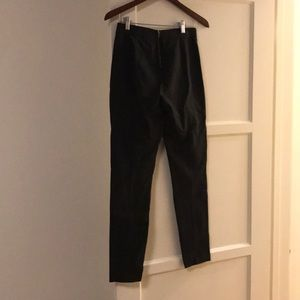 JCrew legging pant charcoal size 8/6